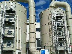 鱼粉厂废气净化设备