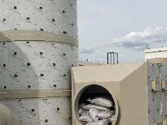 饲料厂废气除臭设备